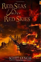 Red Skies under Red Sead