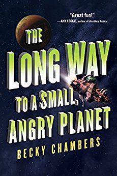 A Long Way to a Small Angry Planet
